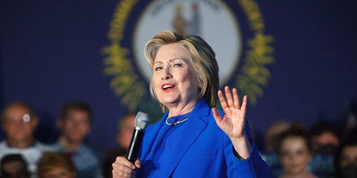 Хиллари Клинтон официально стала кандидатом в президенты США