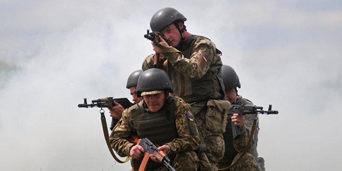 Украина вошла в пятерку самых воинственных стран