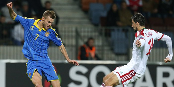 Украинец попал в двадцатку лучших на Евро-2016