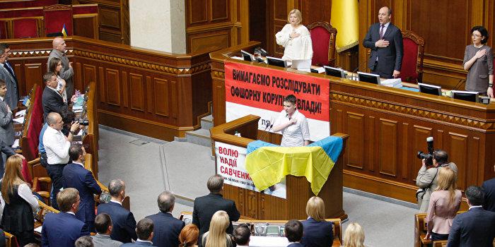 Бондаренко: Савченко становится самостоятельной фигурой украинской политики