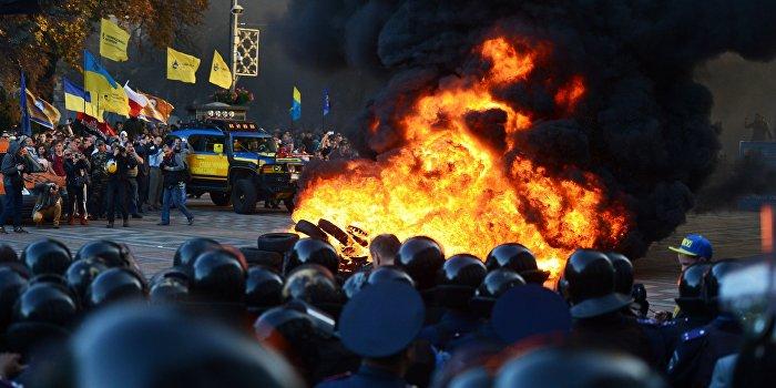 Transparency International предсказывает массовые акции протеста на Украине
