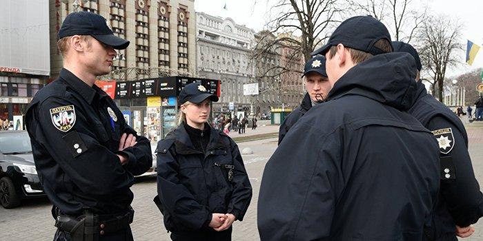 В Киеве к каждому участнику гей-парада приставят четверо полицейских