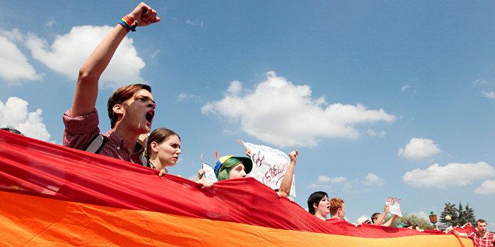 Гей-парад в Киеве станет для Украины своеобразной проверкой на «европейскость»