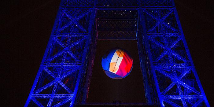 Франция, принимающая Евро-2016, сидит на пороховой бочке