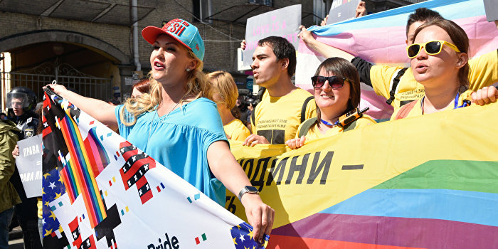 Взгляд: Марш десуверенизации