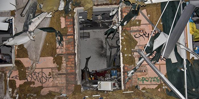 В жилом доме Киева прогремел взрыв
