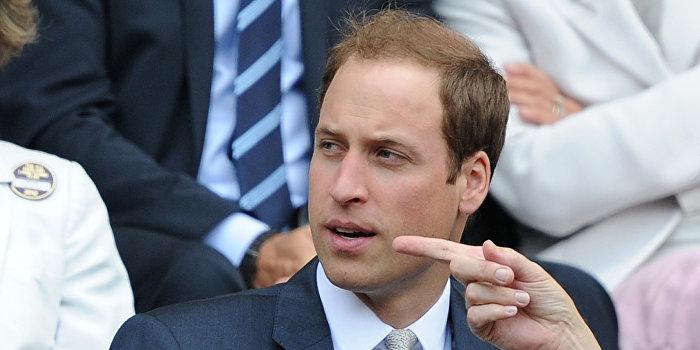 Британский принц снялся для гей-журнала