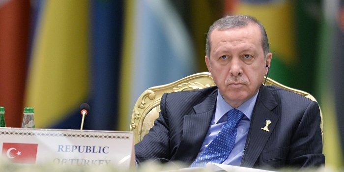 Эрдоган остался без ответа из Кремля