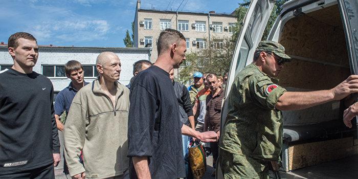 Киев готов пойти на компромисс с ДНР и ЛНР ради обмена пленными