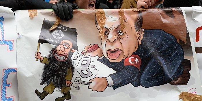 Der Spiegel: Что позволяет себе турок?