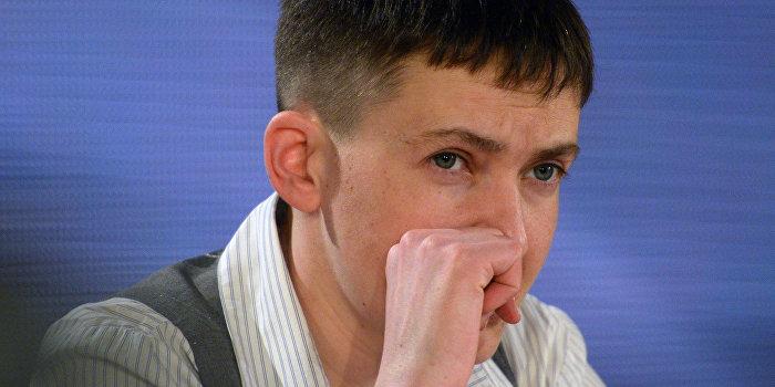 В СБУ обрадовались выдаче пленных Надежде Савченко