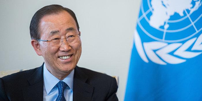 ООН прокомментировала письмо разгневанного МИД Украины