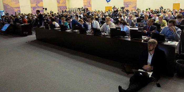 Маркосян: О Питерском международном экономическом форуме 2016