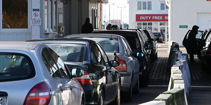 Украинцы не могут попасть в Польшу: на границе скопилось около 1,6 тысячи машин