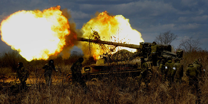 Марчук: Наступление в Донбассе чревато «месивом» для ВСУ