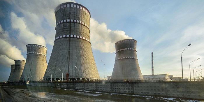 Вашингтон стал спонсором атомной отрасли Украины