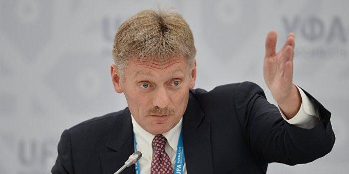 Песков назвал условие участия Путина во встрече «нормандской четверки»