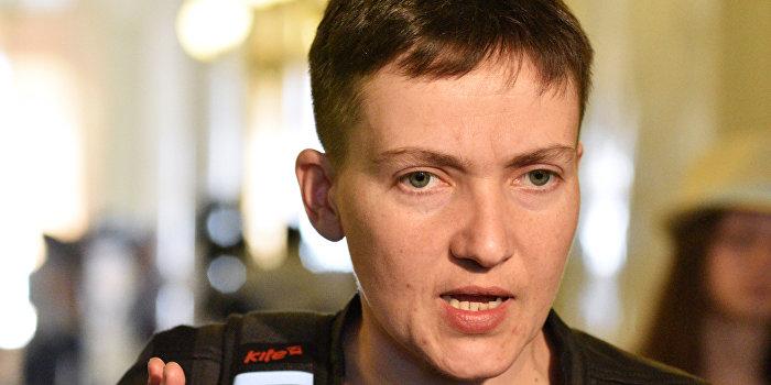 Савченко готова сотрудничать с ДНР, ЛНР и Россией