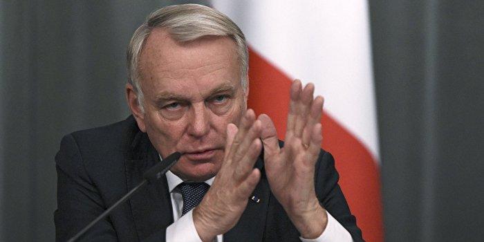 Глава МИД Франции: Евросоюзу нужно сделать шаг навстречу России