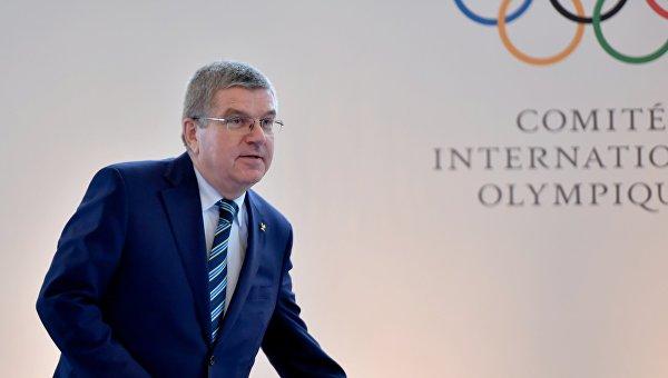 МОК не допустил российских легкоатлетов к участию в Олимпийских играх