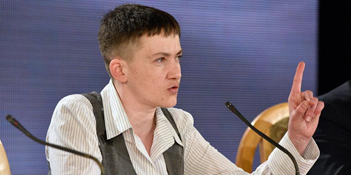 Савченко: Россия хочет стать соседом Англии и США