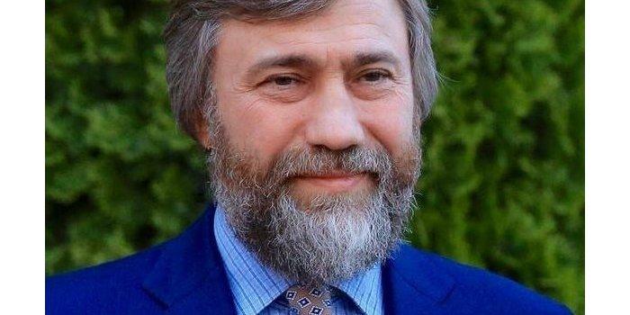 Новинский задекларировал недвижимость в России