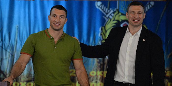 Кличко сравнил победившего его боксера с Гитлером