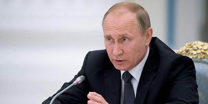 Путин: Минские соглашения в руках Украины