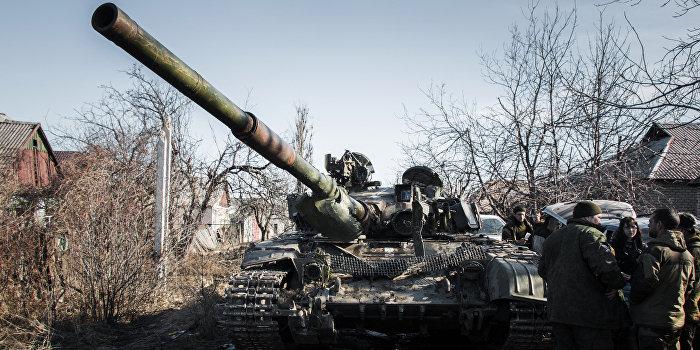 Перемирие в Донбассе под звуки выстрелов