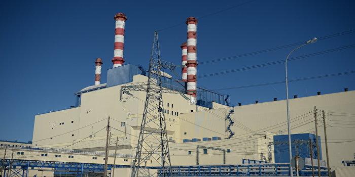 Россия начала поставки электроэнергии на Украину