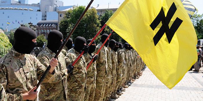 Убийца Вороненкова служил в добробатах «Азов» и «Донбасс»
