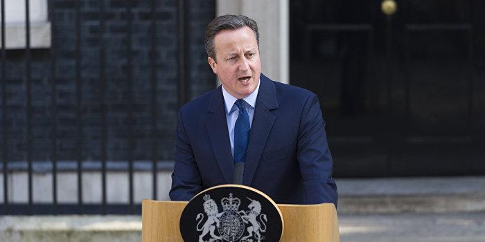 Дэвид Кэмерон: Повторного референдума о членстве Великобритании в ЕС не будет