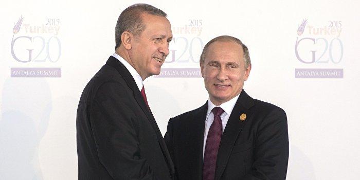 Россия и Турция приступили к восстановлению отношений