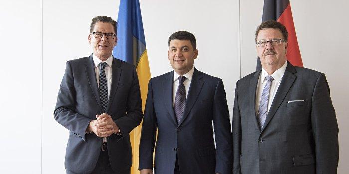 Германия берет в свои руки реформу украинской таможни