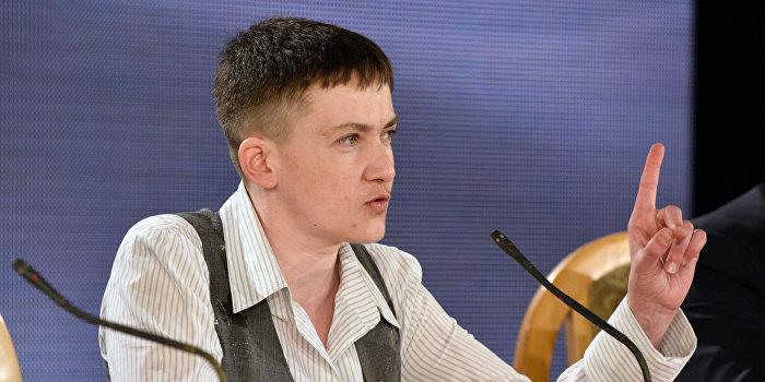 Савченко прогнозирует конец войны в Донбассе