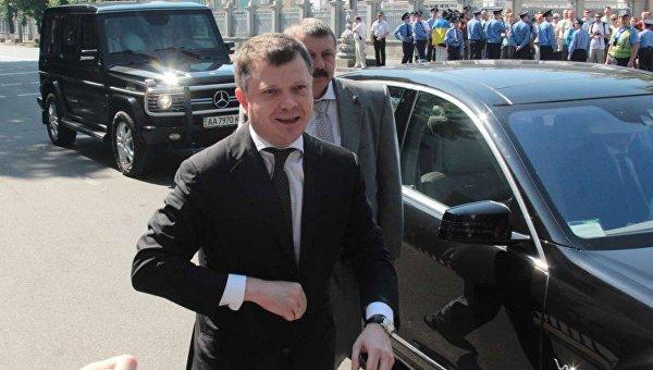 Генпрокуратура продолжает искать компромат на украинских олигархов