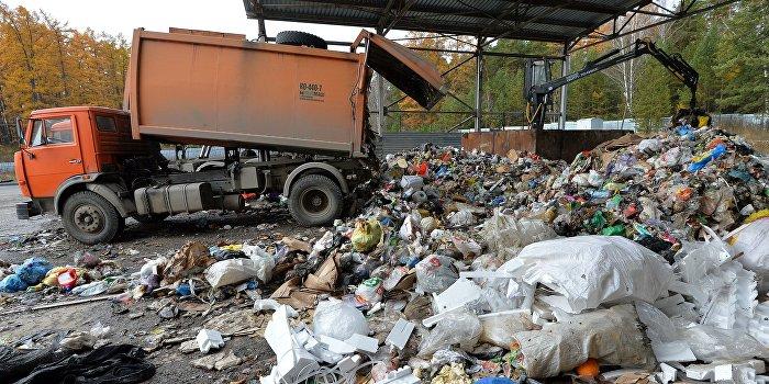 Львовский мусор арестован в Киевской области