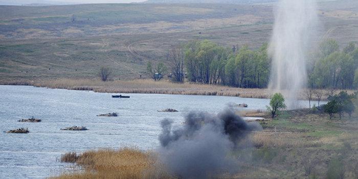 Инцидент в Дебальцево как повод для срыва Минска