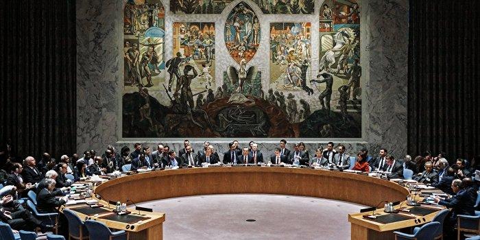 Украина станет председателем Совета Безопасности ООН в феврале 2017 года