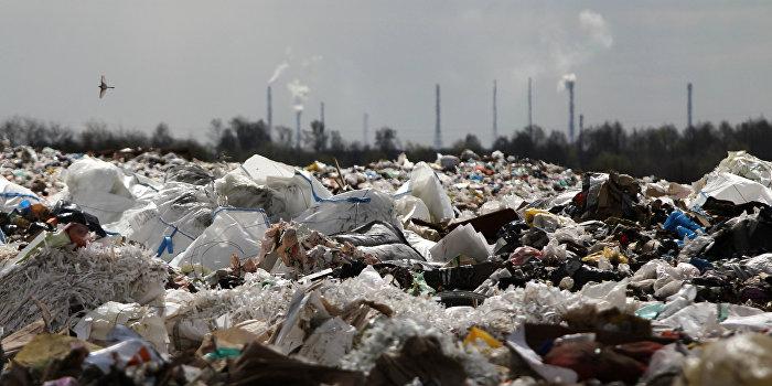 Киев останавливает единственный мусоросжигательный завод