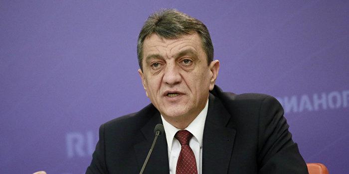 Губернатор Севастополя предложил Парубию вариант возврата Крыма