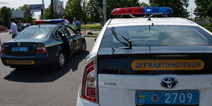 За год работы патрульной полиции количество ДТП на Украине выросло на 26%