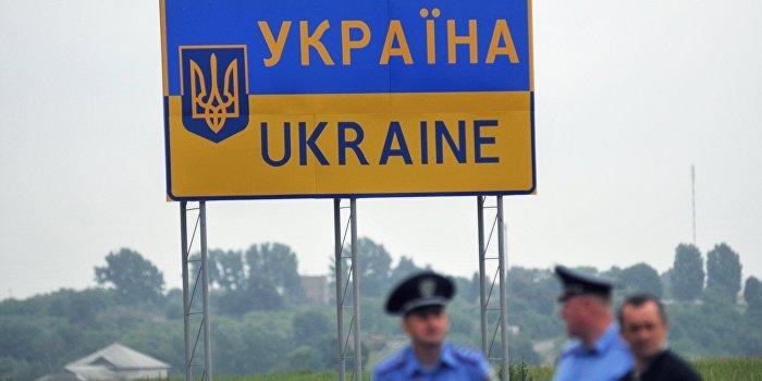 ФСБ: Украинские пограничники медленно работают на границе с Крымом