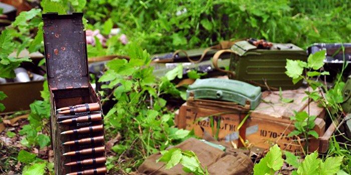 СБУ арестовала «волонтера» за поставки оружия бандитам