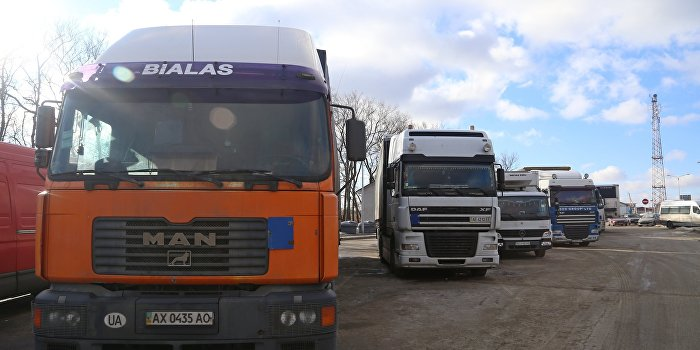 Киев надеется, что давление ЕС поможет разблокировать транзит через Россию
