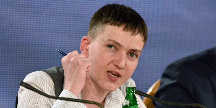 Савченко вступила в борьбу за протестный электорат Украины