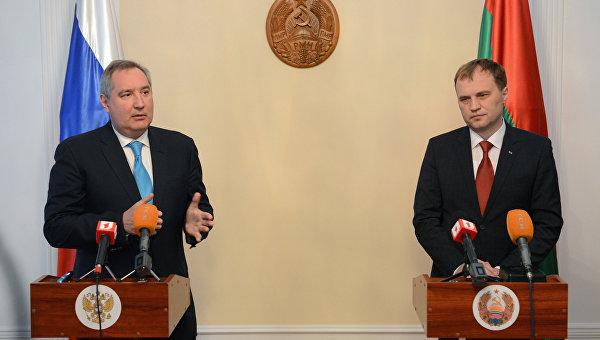 Дмитрий Рогозин: Если Молдавия сделает шаг в сторону Румынии, Приднестровье отвалится