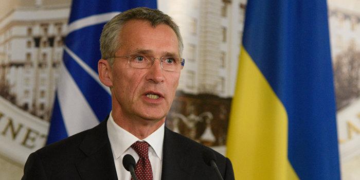 Столтенберг: Грузия подала заявку на вступление в НАТО, а Украина пошла другим путем