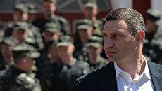 Кличко выделяет земельные участки бойцам АТО вопреки Генплану и желанию жителей столицы