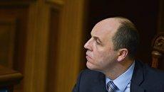 Парубий заявил о возможном усилении боев в Донбассе